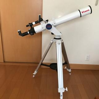 天体望遠鏡 ビクセン PORTAII A80Mf