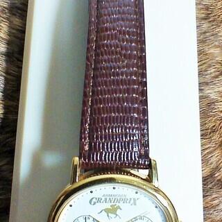 【非売品・未使用品】 ★腕時計・有馬記念★ 激レア JRA記念品