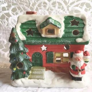 非売品 キャンドルハウス クリスマス