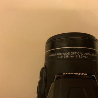 コンパクトデジタルカメラ COOLPIX(クールピクス) B7...