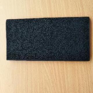 期間限定未使用品スティングレー長財布 - 相模原市