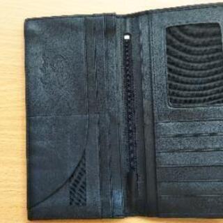 期間限定未使用品スティングレー長財布 - 服/ファッション