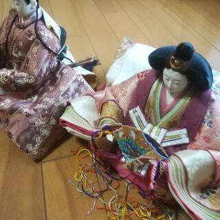 雛人形七段飾り【良いご縁があり、終了しました♡】