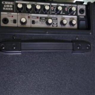 交渉中【交換希望】Roland CUBE 100 BASS (音...