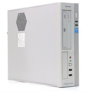 東芝デスクトップパソコン