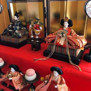 雛人形7段飾り