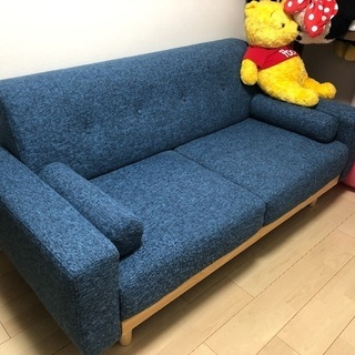 ほぼ新品のソファー