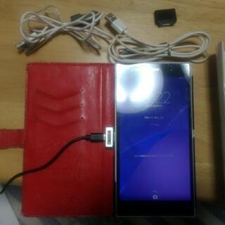 ファブレットXPERIA SOL24 タブレットより便利 電話