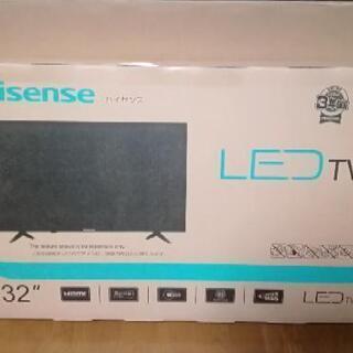ハイセンス 32V型 液晶 テレビ 32A50 ハイビジョン &...