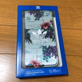 adidas iPhone手帳型ケース iPhone6/6s/7/8