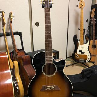 takamine ptu111-12 タカミネ 12弦ギター