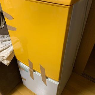 [無料]冷蔵庫 2ドア SHARP