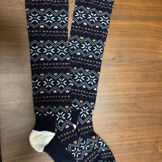 スキー 子供用 靴下 ソックス