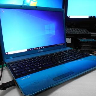 ノートパソコン VAIO Windows10