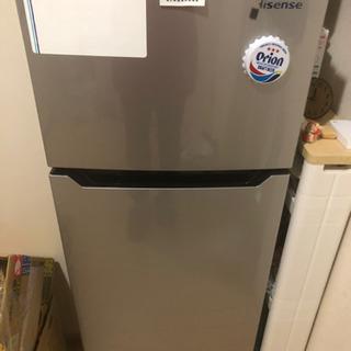 冷蔵庫 (8日に引き取れる方限定)