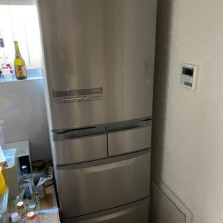HITACHI 冷蔵冷凍庫 2012年製