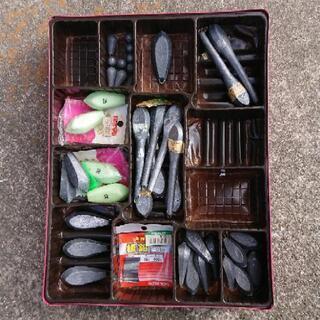 【無料】釣り おもり各種