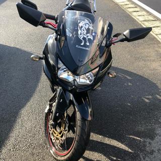 Kawasaki ninja250r   新オーナー決まり…