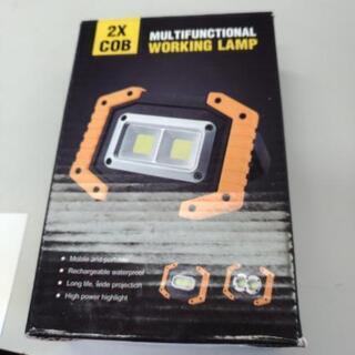 お話中 LEDライト 乾電池式