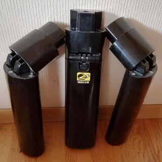 カジュアルコタツ DK-K752L-BK  折りたたみ脚  部品...
