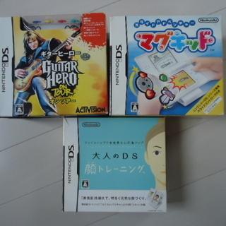 値下げ中!任天堂 DSソフト ギターヒーローオンツアー スライド...