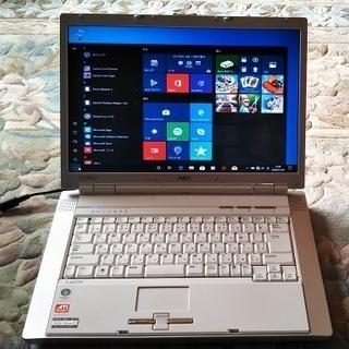 ノートパソコン6 NEC PC-550H