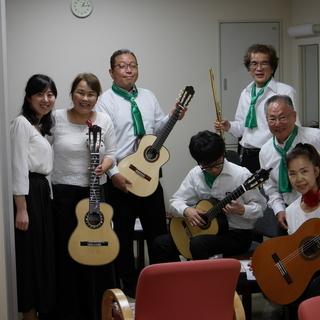 ギターを始めたい方、募集します − 三重県