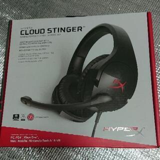 中古】Kingston HyperX Cloud Stin…