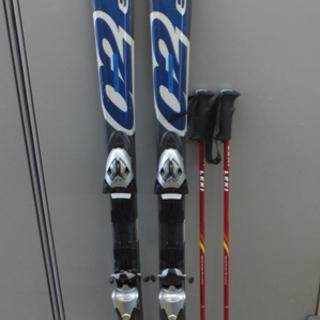 カービングスキー 160cm elan エラン A02 4…