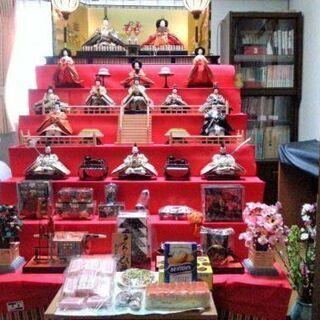 お雛様 雛人形(7段飾り)