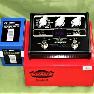 VOX ギター用コンパクトマルチエフェクター