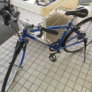 フォルクスワーゲン VolksWagen 6段変速付 クロスバイク
