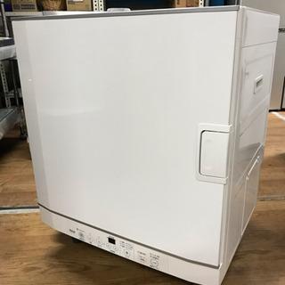 リンナイ  都市ガス衣類乾燥機 5kg 2017年製 中古