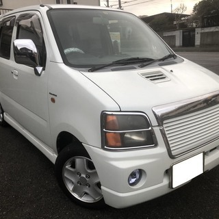 【13万8千円】ワゴンR  平成11年式 MC21S RRリミテ...