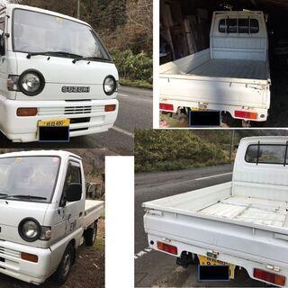 電気自動車(電動の軽トラック 軽トラ )家庭用100vコンセント...