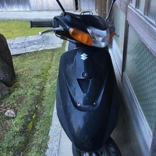 スズキのバイクです
