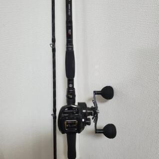 ベイトショアジギング  レボWM50とSXJC-1032H80-...