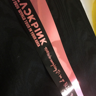 BLACKPINK 銀テ