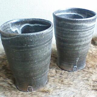 【未使用品】 ★陶磁器 2個 フリーペアコップ★ 都内高級結婚式...