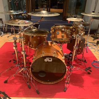 吉祥寺でドラムレッスンします!