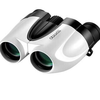 双眼鏡 高倍率 コンサート 望遠鏡 Bak4レンズ 10×25 ...
