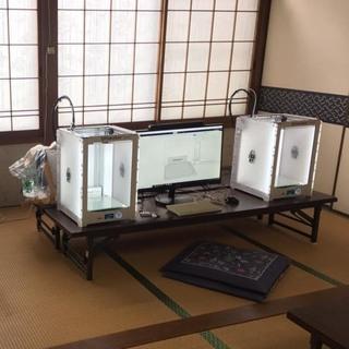 3Dプリンタ体験教室