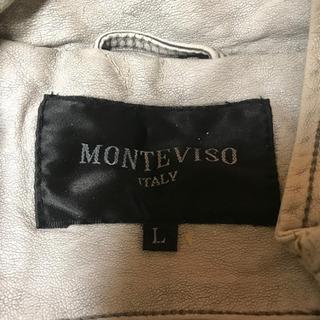 MONTEVISO ジャケット 白
