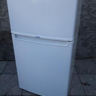 ■配達します。■ハイアール 2ドア 冷凍冷蔵庫 JR-N85A ...
