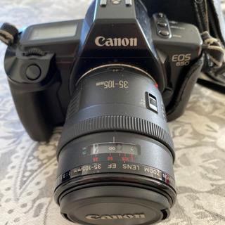 Canon EOS650 {値下げしました}