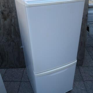■配達します。■パナソニック 2ドア 138L 冷凍冷蔵庫 NR...