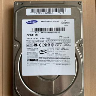 Samsung製 3.5inch HDD (ハードディスク)