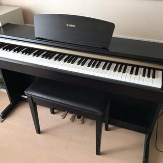 【値下げ】ヤマハ電子ピアノ YDP123 <中古2005年製>