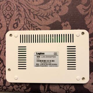 【お譲り先決まりました】RECBOX HVL-AV1.0 IO DATA TV録画PC利用可、無線LAN、スイッチ - 売ります・あげます