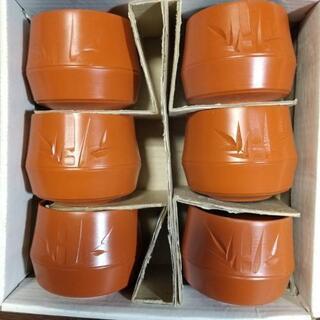 陶器製湯呑み🍵6個セット